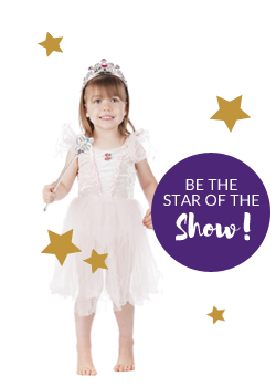 Be the star of the show!