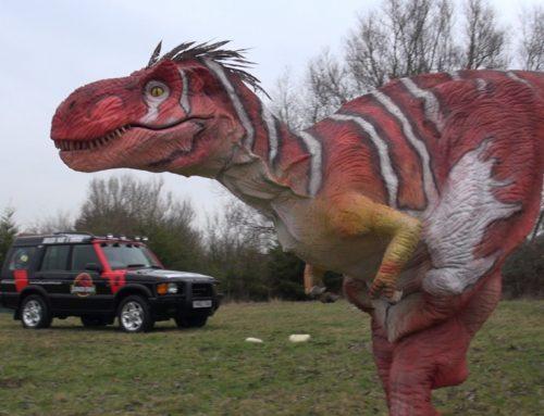 Jurassic Park Parties