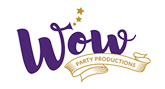 Wow Party Productions Logo